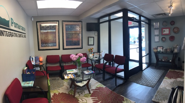 Pomerance Dental Care - Saline Dentist - Office Waiting Area 2